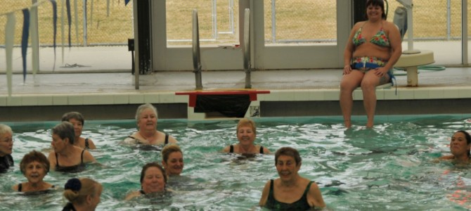 The Adapted Aquatics program we started in 1983 is the longest running program of its kind in the state!